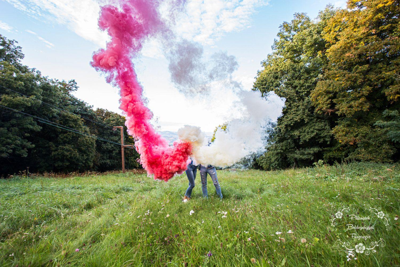 Füstölt a fotózás…