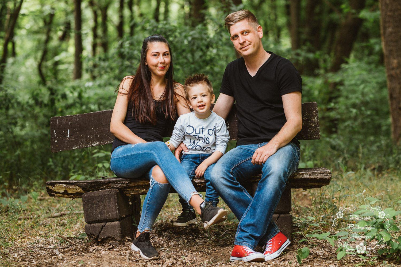 Pár családi fotó…